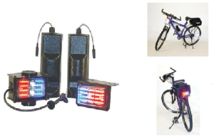 SHO-ME LED Trail Blazer Bicycle Light System
