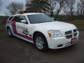 2008 Dodge Magnum Community Policing Car (co-sponsored by Sterlmar)