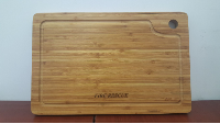 Fire Rescue Bamboo Cutting Board