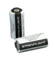 Streamlight 3V CR123A Lithium Batteries