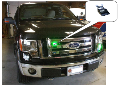 privilege of using green emergency lights in their personal vehicles. Black Bedroom Furniture Sets. Home Design Ideas