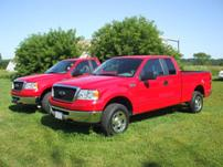 Sterlmar Equipment - Ford F-150 & F-150 Extended Cab Command vehicles