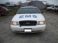 Sterlmar Equipment - EMS Operations Ford Crown Victoria