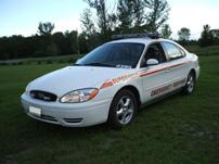 Sterlmar Equipment - EMS Supervisor Emergency Response Ford Taurus