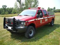 Sterlmar Equipment - Ford F-250 Fire Bush Truck