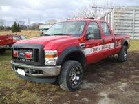 Sterlmar Equipment - Ford F-250 Super Duty 4x4 Fire Utility Pickup Truck