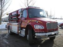 Sterlmar Equipment - Fire Rescue pumper