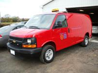 Sterlmar Equipment - Chevy Van