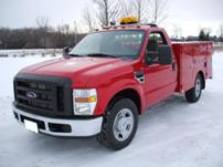 Sterlmar Equipment - Ford pickup truck