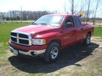 Sterlmar Equipment - Dodge Ram pickup truck