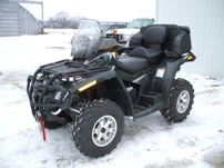 Sterlmar Equipment - Police quad bike