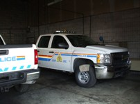 Sterlmar Equipment - Police Chevy truck