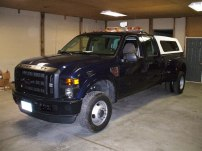Sterlmar Equipment - Police Ford F350 Super Duty Truck