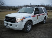 Sterlmar Equipment - Police Ford Expedition
