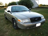 Sterlmar Equipment - Police Traffic Ford Crown Vic