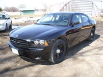 Sterlmar Equipment - Police Traffic Dodge Charger